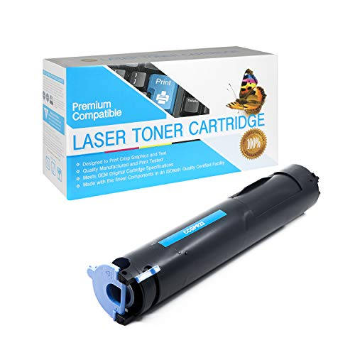 SuppliesOutlet Compatible Toner Cartridge Replacement for Canon GPR-22 / GPR22 / 0386B003AA (Black,1 Pack)