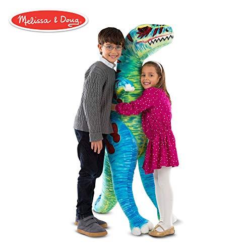 Melissa & Doug- Giant T Rex - Plush, (18266)