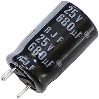 Fixapart Ra Electr Capac 680uf 25 V 105 Elektronik