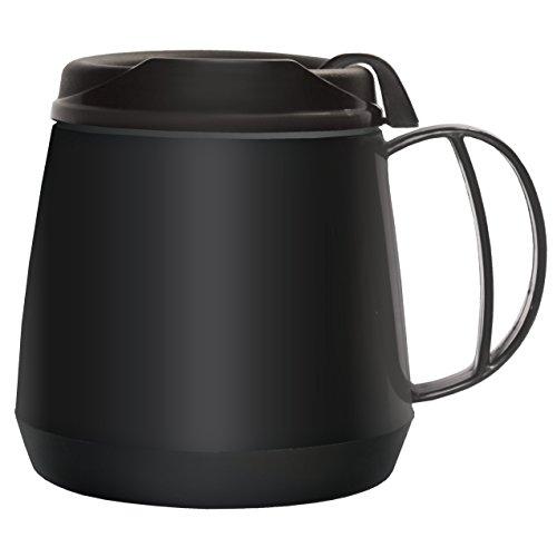Rehabilitation Advantage Insulated Wide Body Mug (20oz), Black