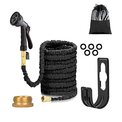 Expandable 100ft Garden Hose - Water Pipe Outdoor, No Kink Hose Pipe...