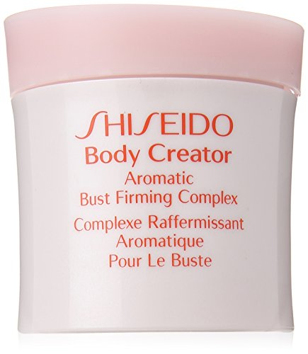 Shiseido Body Creator Aromatic Bust Firming Complex Body Care for Women, 2.53 Ounce