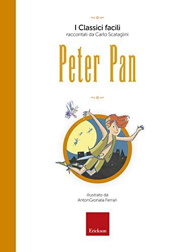 Peter Pan. Con audiolibro