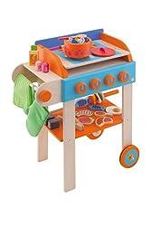 Spielzeug Grill Sevi Grill Sevi Kinderküche
