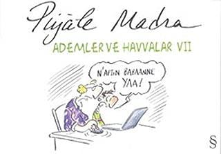 Ademler ve Havvalar 7 (Turkish Edition)