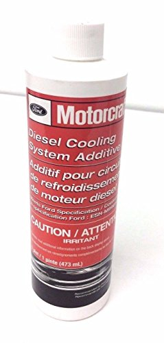 Motorcraft VC8 Diesel engine coolant additive - 1 Pint(473 ml)