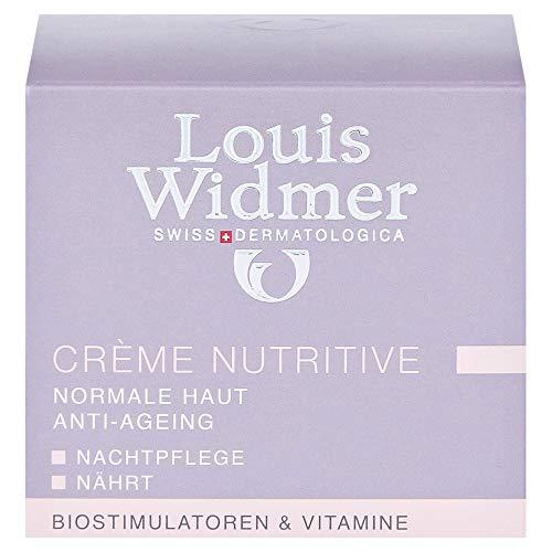 WIDMER Creme Nutritive leicht parf., 50 ml