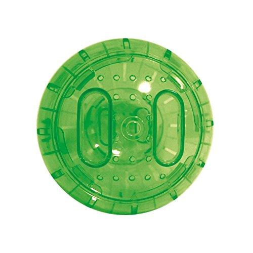ICA GD10018 Bola de Ejercicios para Roedores, 18 cm,surtido: colores aleatorios