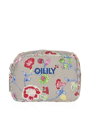 Oilily Luxurious Convenient Packable and Foldable Floral Travel Hand Bag