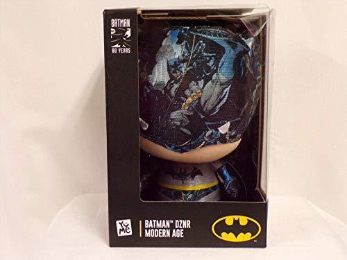 """NEW SEALED 2019 DZNR Batman Modern Age 7"""" Chibi Plush YuMe Toys"""