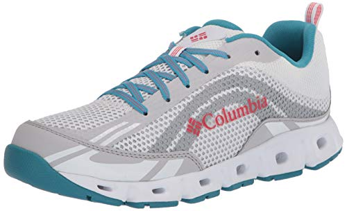 Columbia Drainmaker IV, Scarpe Multisport Donna, Bianco (White Juicy 100), 39.5 EU