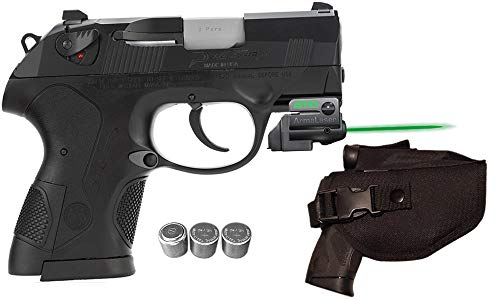 Best Price Laser Kit for Beretta PX4 Storm Sub Compact w/Tactical Holster, Grip Activated ArmaLaser ...