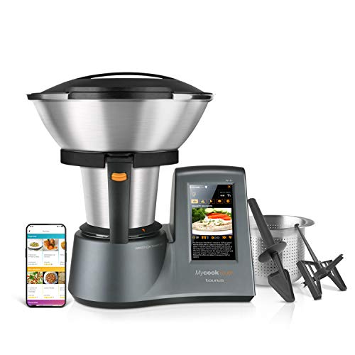 Taurus Mycook Küchenmaschine Induktion Digital