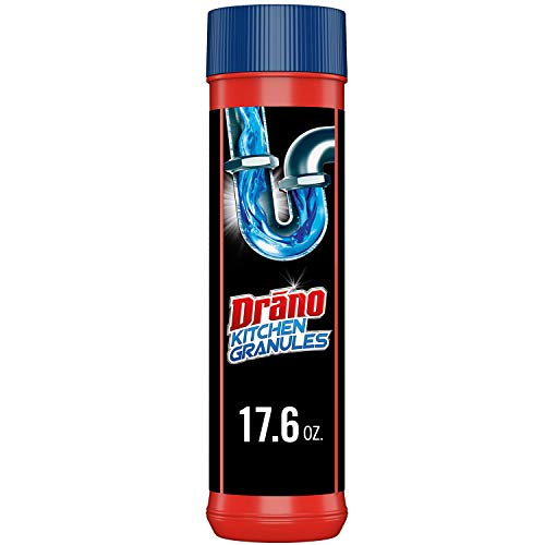Drano Kitchen Granules Drain Clog Remover and Cleaner Now $3.33 (Was $8.99)