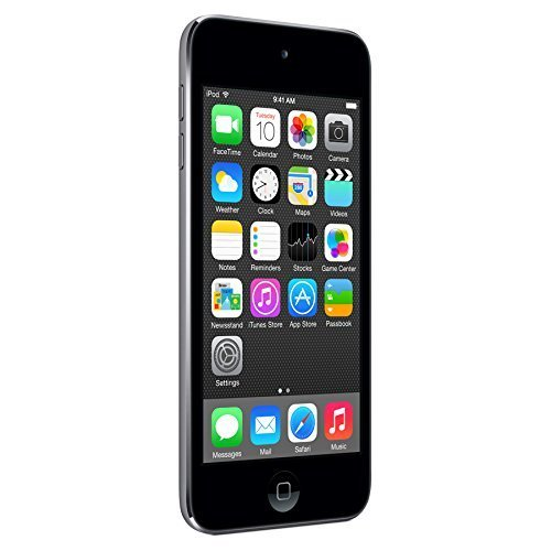 Apple iPod Touch 16GB (5th Generation) - Space Gray (Renewed)