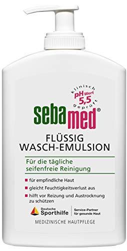 Sebamed Flüssig Wasch-Emulsion im Spender 400 ml