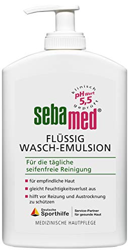Sebamed - distribuidor Emulsión Limpiadora - 400 ml (Alemania Import)