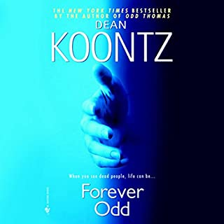 Forever Odd audiobook cover art