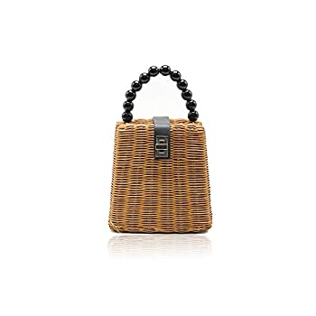 Best vintage wicker purse Reviews