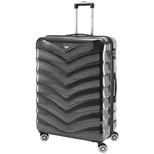 Flight Knight ABS 3 Tailles Valise Legere Compatible avec Air France,...