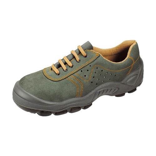 Panter 170100330701 Zapatos de Seguridad, Rojo Inglés, 41