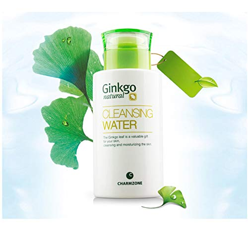 Charmzone Ginkgo Natural Cleansing Water