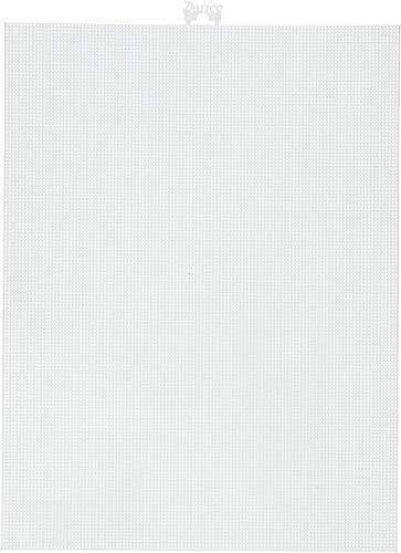 Darice 33275-2 Plastic Canvas, White, 21.08 x 28.7 x 0.3 cm