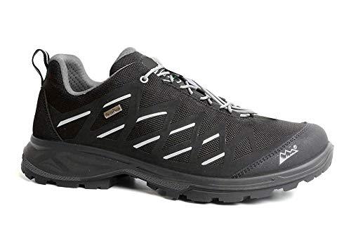 High Colorado Trail Low - Scarpe da trekking da uomo, colore nero/grigio, taglia 45