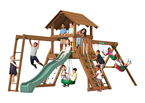 Creative Playthings (Classic Series) Northbridge Swing Set Made in The USA … (Northbridge Classic Pack 4)
