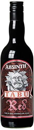 Tabu Red Absinth (1 x 0.7 l)