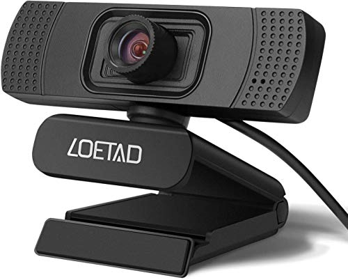 Webcam 1080P Hd Marca LOETAD