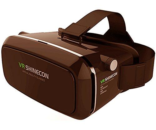 Original VR SHINECON Brille (Virtual Reality Brille für Dein Smartphone)