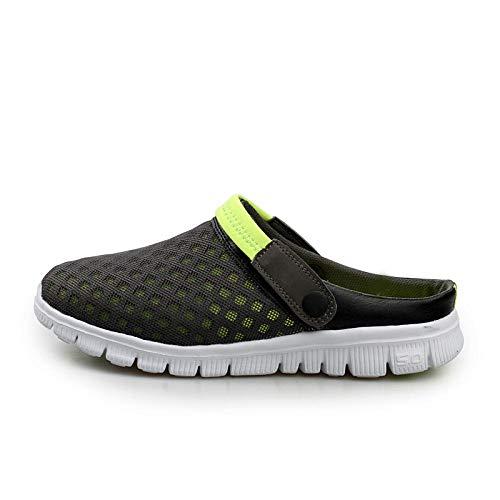 Chanclas Unisex Zapatos De Agujero Zapatos Hole Hombre Zapatos para Hombre Sandalias De Croc Sandalias Zapatos De Verano Sandalen Zapatillas Sandalet Hombre Sandali Croc Zueco