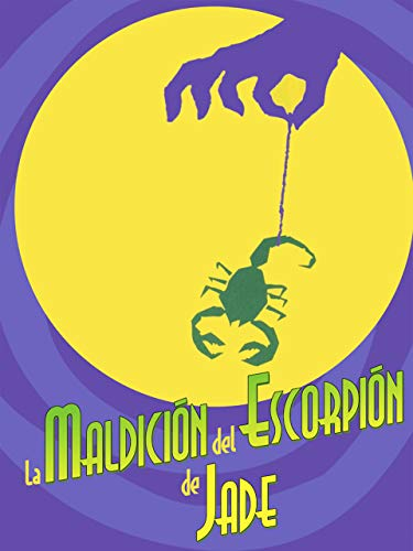 La maldición del escorpion de Jade