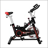 Home Exercise Bike Exercise Bikes Stationary,Portable Fitness Cycle Bike Indoor Black A  Well Engineered