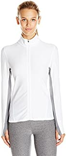 Calvin Klein womens Honeycomb Mesh Jacket Jacket