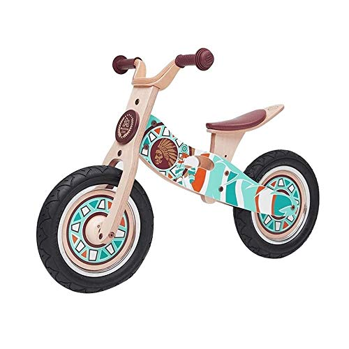 Best Review Of FQCD Lightweight Balance Bike,No-Pedal Balance Bike Beginner Rider Training, Safe Riding Toys for Toddlers and Kids 2-6 Year Old,Shock Absorption Comfortable Sports Balance Car Gift