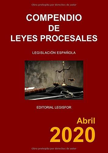 Compendio de Leyes Procesales