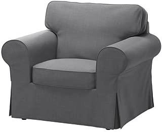 Ikea Chair cover, Nordvalla dark gray 1828.8811.234