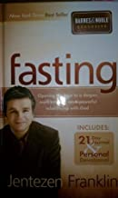 Fasting (Includes: 21 Day Journal & Personal Devotional)