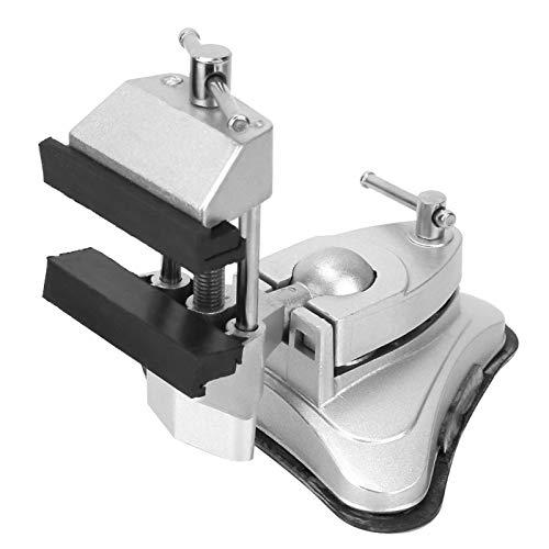 Mini tornillo de banco de mesa de aleación de aluminio tornillo de banco de alta calidad máquina de tornillo de banco 100% nuevo duradero para procesamiento pequeño