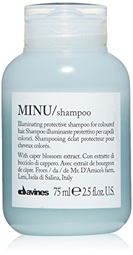 Davines Naturaltech Minu Shampoo 75Ml - 75 ml
