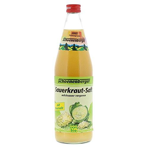 Schoenenberger Sauerkraut-Saft, 750 ml