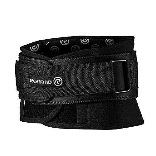 Rehband X-RX Back Support - XXXLarge - Black