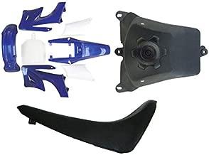 Plastics Fairing Fender Fuel Tank Seat for 125cc 150cc 250cc Apollo Orion Dirt Pit Bike (plastics +seat +gas tank)