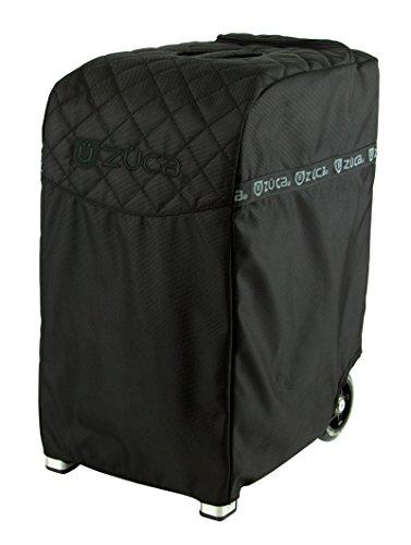 Züca Pro Travel - der Koffer zum Sitzen (Edelstahl) - 4