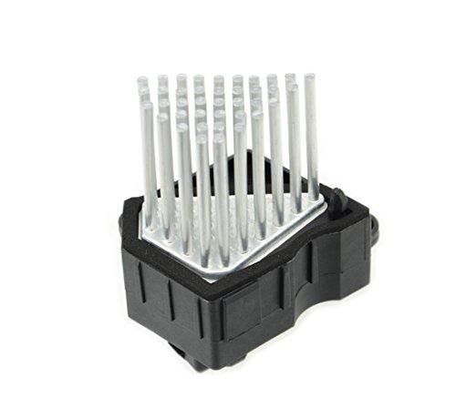 A-Premium HVAC A/C Blower Motor Resistor Replacement for BMW E39 E46 E53 E83 323i 325i 328i 330i 525i 528i 530i M3 M5 X3 X5