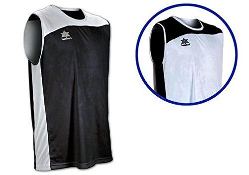 Luanvi Game Camiseta Reversible de Baloncesto, Hombre