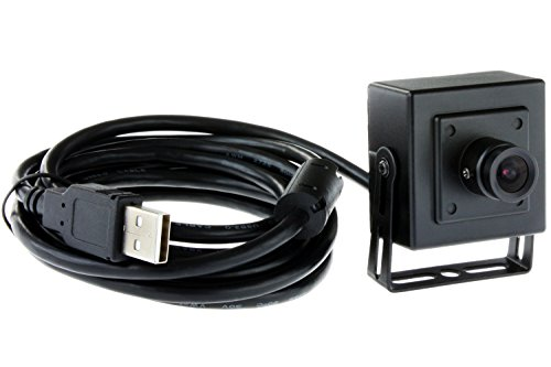 ELP 2.1mm Wide Angle Small USB Camera for Home or Industrial Video System