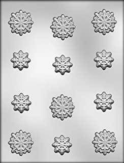 CK Products Snowflakes Chocolate Mold